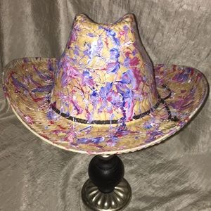 "Accessories - Hand Painted Hat ""I'm A Yankee Doodle Dandy""..."